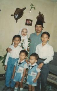 Foto Keluarga Zaman Baheula